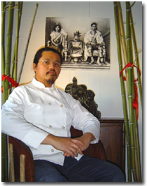 Paul Butpet Melanee Thai Owner